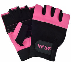 Griptech High Traction Pink Exercise/Lifting Gloves