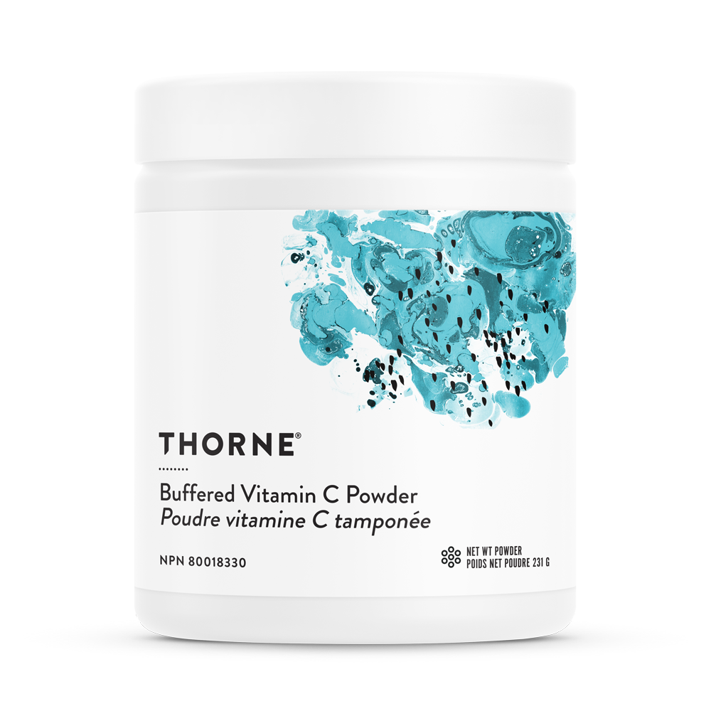 Thorne Research  Thorne Research Buffered Vitamin C Powder (231g)