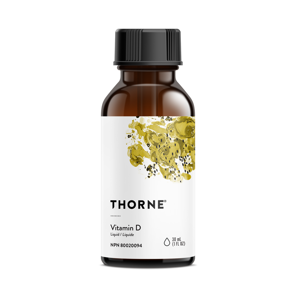 Thorne Research  Thorne Research Liquid Vitamin D (30ml)