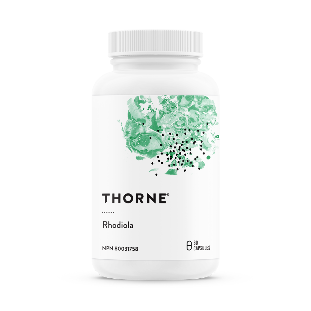 Thorne Research  Thorne Research Rhodiola (60 caps)