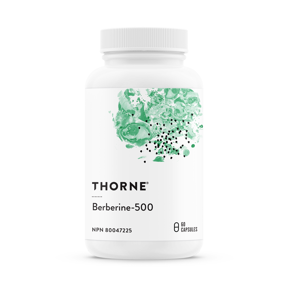 Thorne Research  Thorne Research Berberine-500 (60 caps)