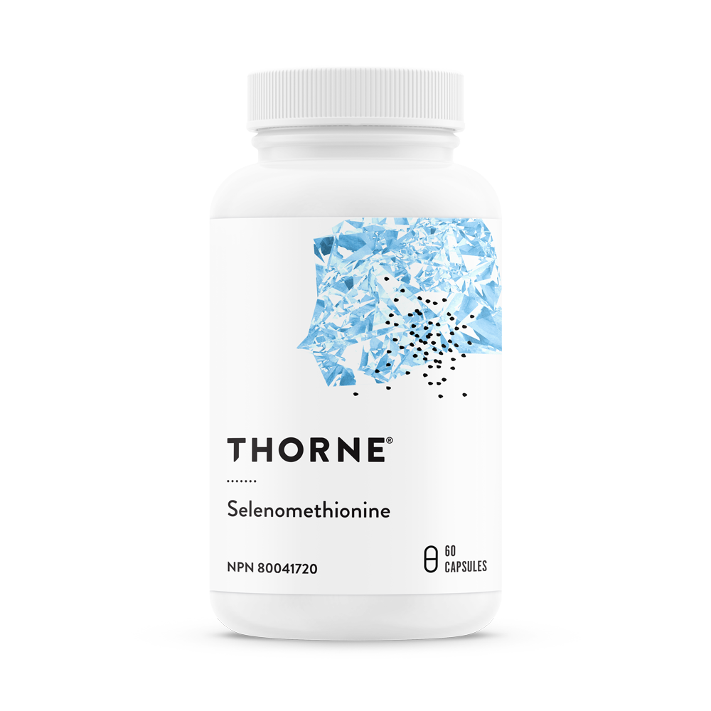 Thorne Research  Thorne Research Selenomethionine (60 caps)