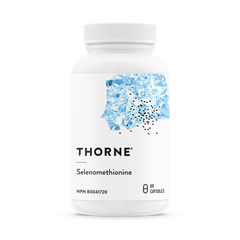 Thorne Research Selenomethionine (60 caps)