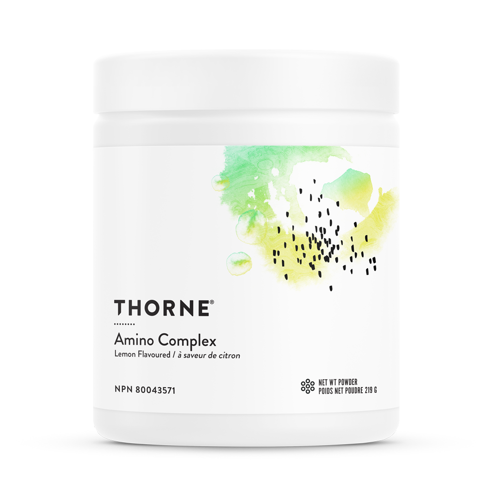 Thorne Research  Thorne Research Amino Complex - Lemon (219g)