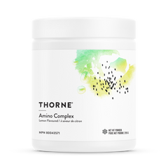 Thorne Research Amino Complex - Lemon (219g)