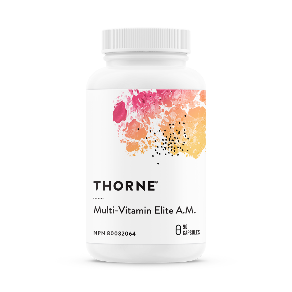 Thorne Research  Thorne Research Multi-Vitamin Elite A.M. (90 caps)