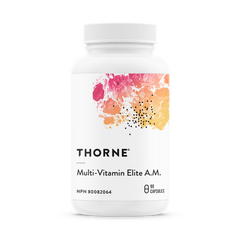 Thorne Research Multi-Vitamin Elite A.M. (90 caps)