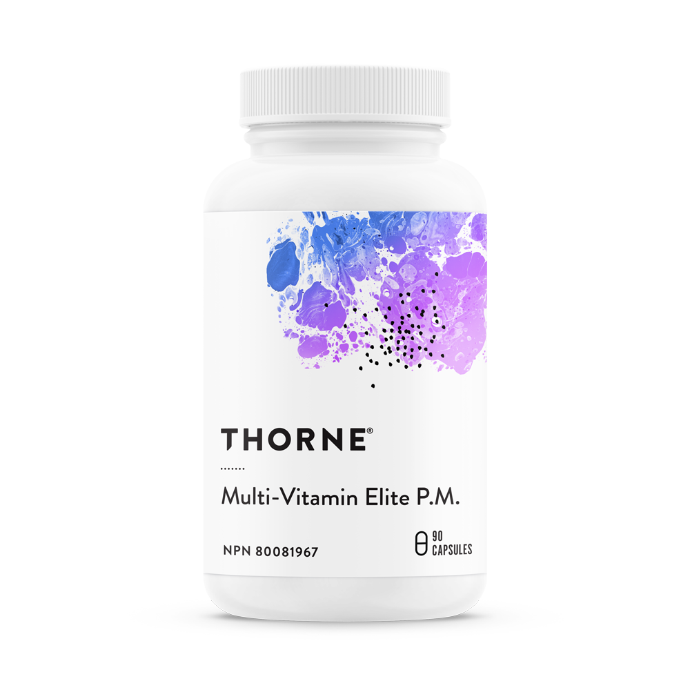 Thorne Research  Thorne Research Multi-Vitamin Elite P.M. (90 caps)