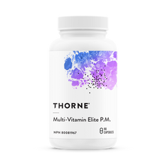 Thorne Research Multi-Vitamin Elite P.M. (90 caps)