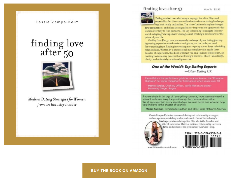 How to find love after 50