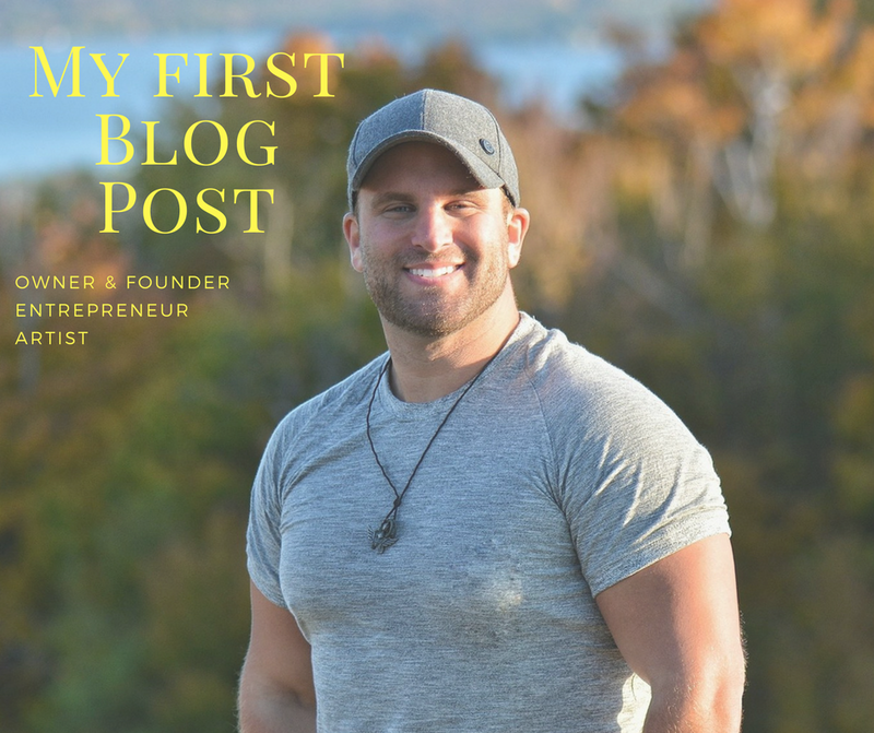 My First Blog