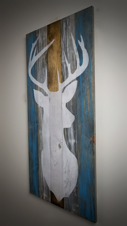 Deer Head | Rustic Chic
