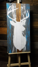 Load image into Gallery viewer, Deer Head | Rustic Chic
