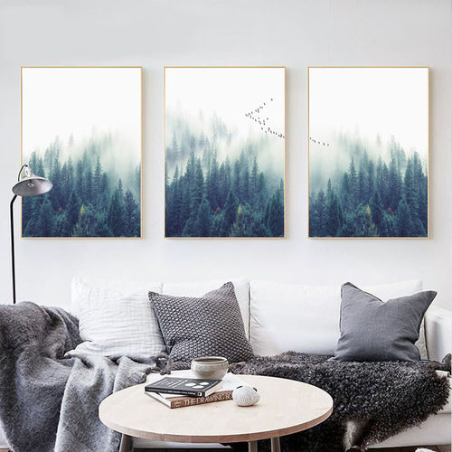Pinewood Forest | 3 Piece Set