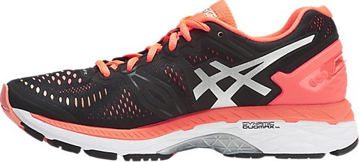 ASICS GEL KAYANO 23 WOMENS <br> T696N 9093,- Jim Kidd Sports