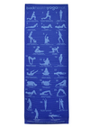28 EXERCISE GUIDE YOGA MAT