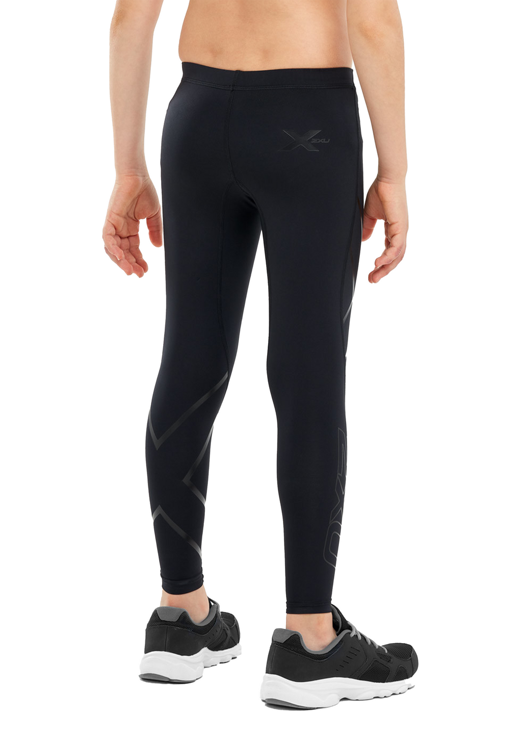 2XU YOUTH COMPRESSION TIGHTS <br> CA2549B