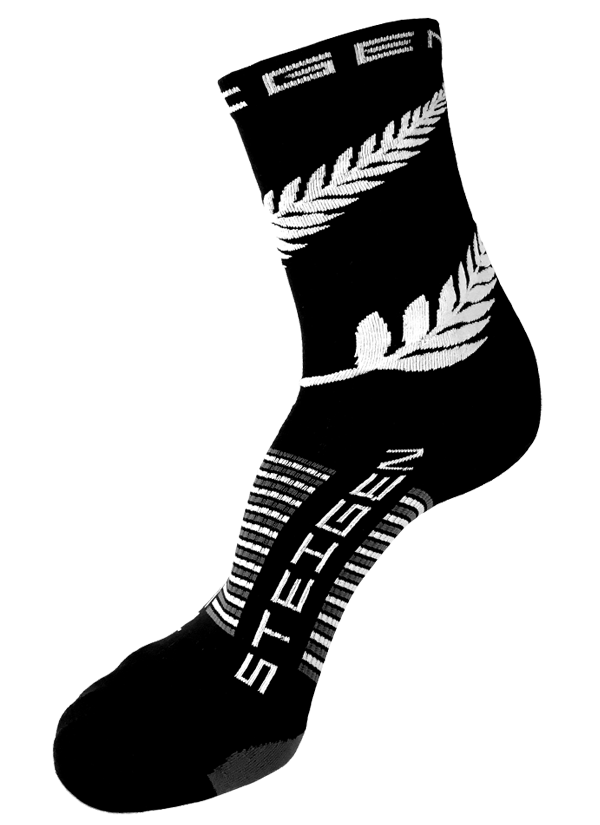 STEIGEN Premium Running Socks - 3/4 Length<br> New Zealand