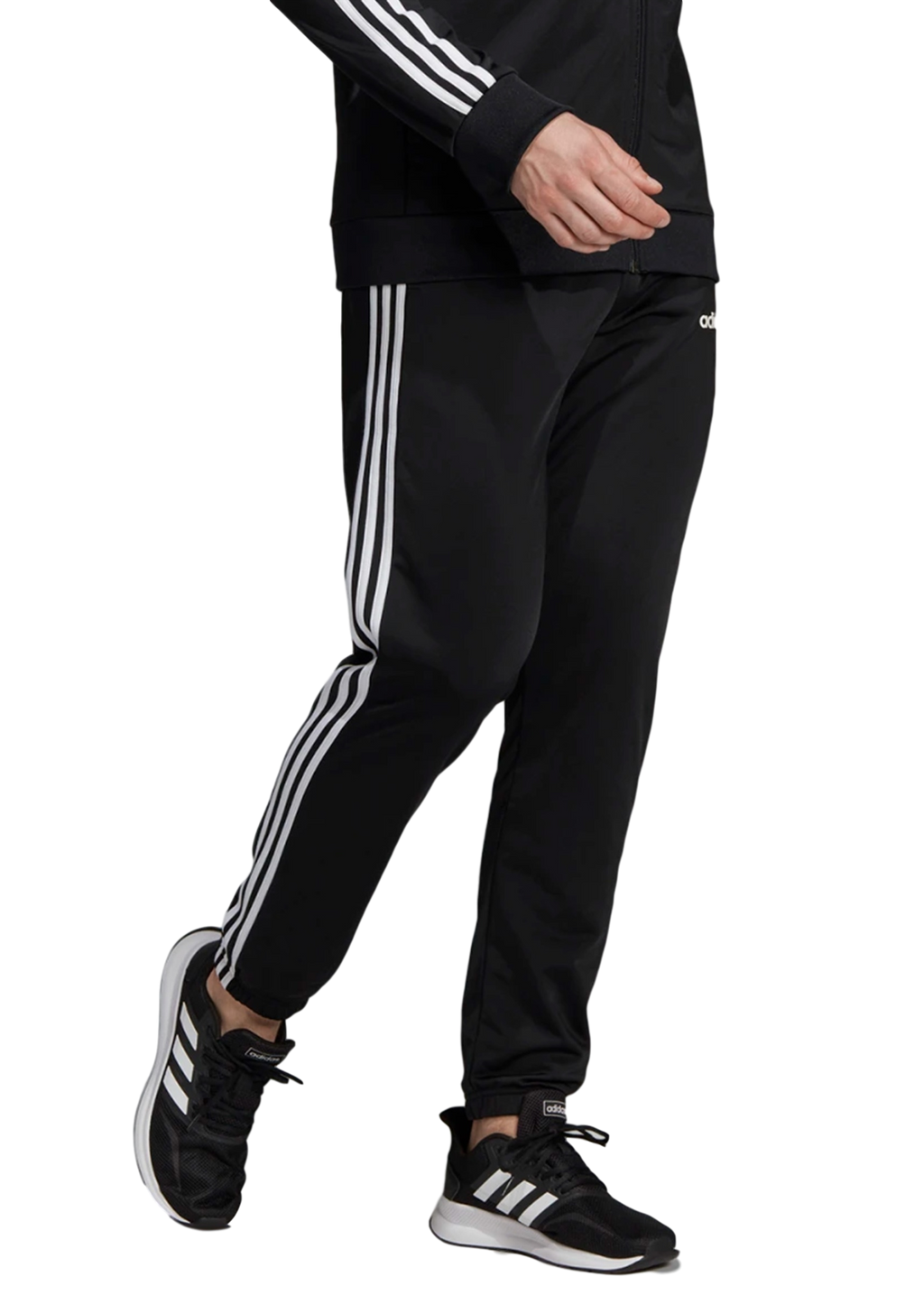 ADIDAS MENS 3 STRIPES TRACK SUIT PANTS <BR> DV2448 PANT