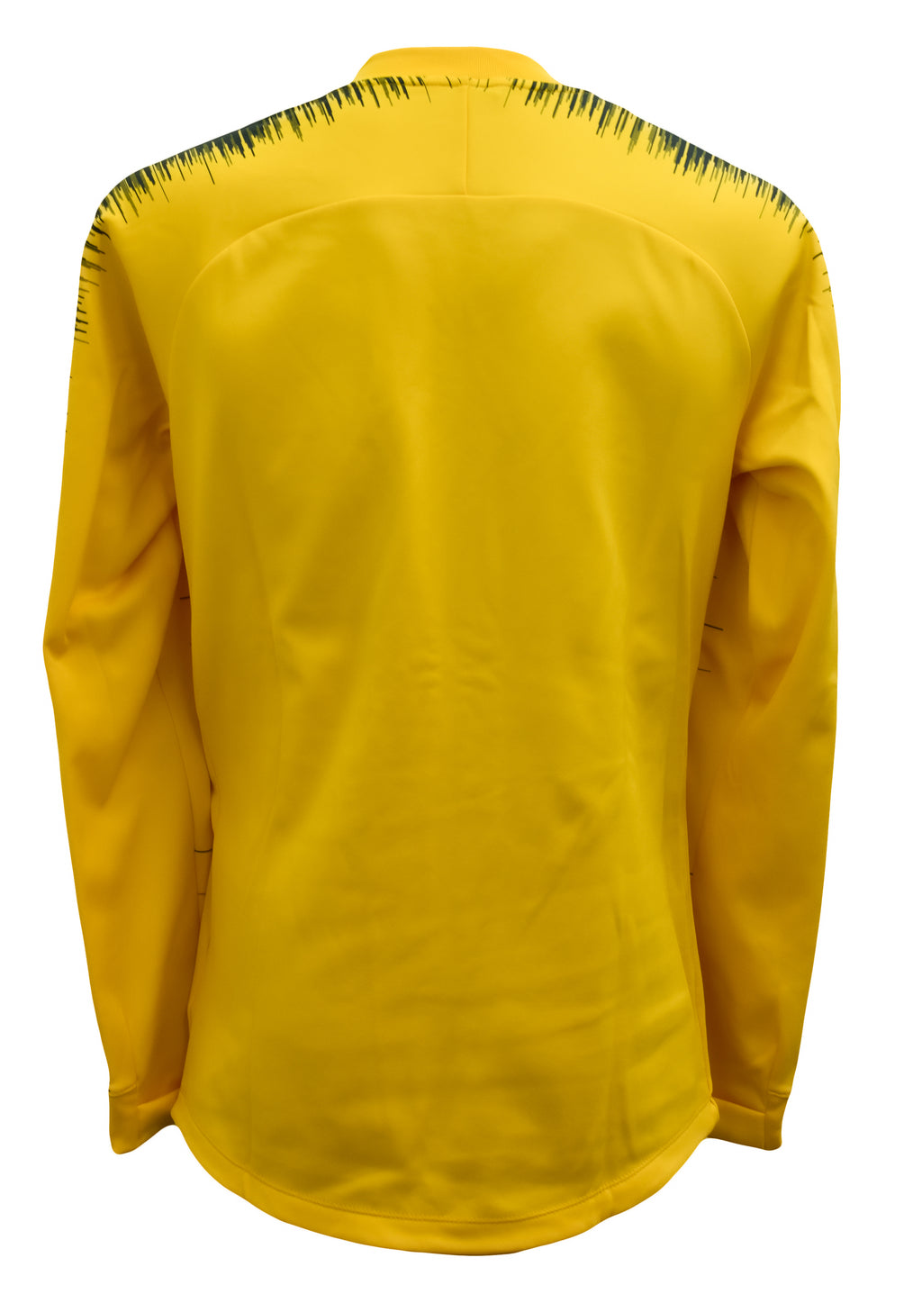 NIKE MENS SOCCEROOS ANTHEM FULL ZIP JACKET GOLD <BR> 893583 739