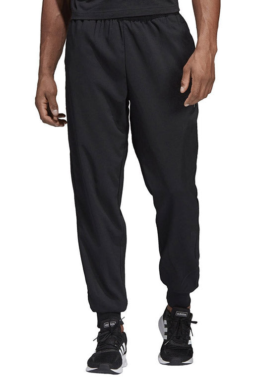 ADIDAS ESSENTIALS PLAIN TAPERED STANFORD PANTS MENS