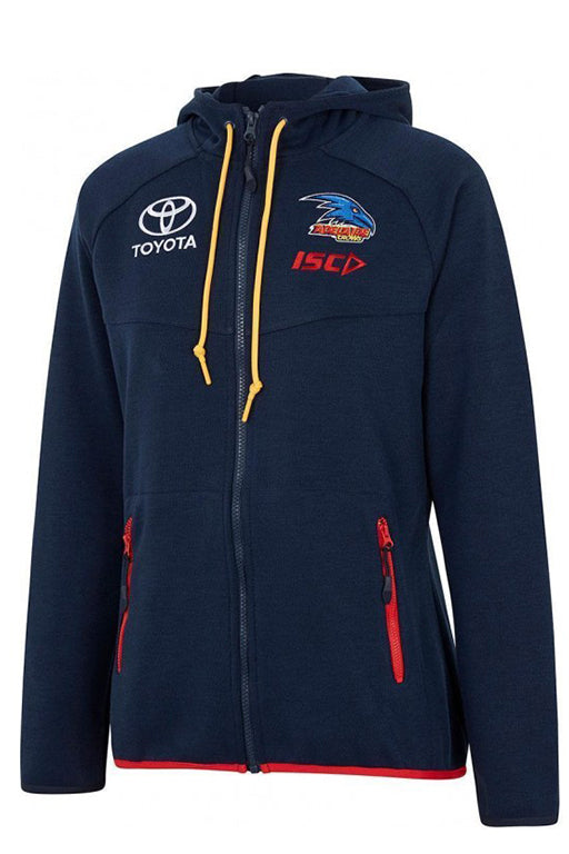 ISC ADELAIDE CROWS TACTICAL HOODIE MENS <br> AC18HDY03M,- Jim Kidd Sports
