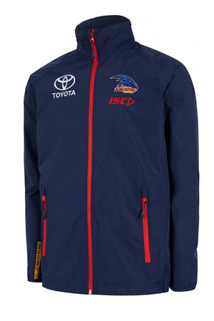 ISC ADELAIDE CROWS WET WEATHER JACKET MENS <br> AC18JKT01M,- Jim Kidd Sports