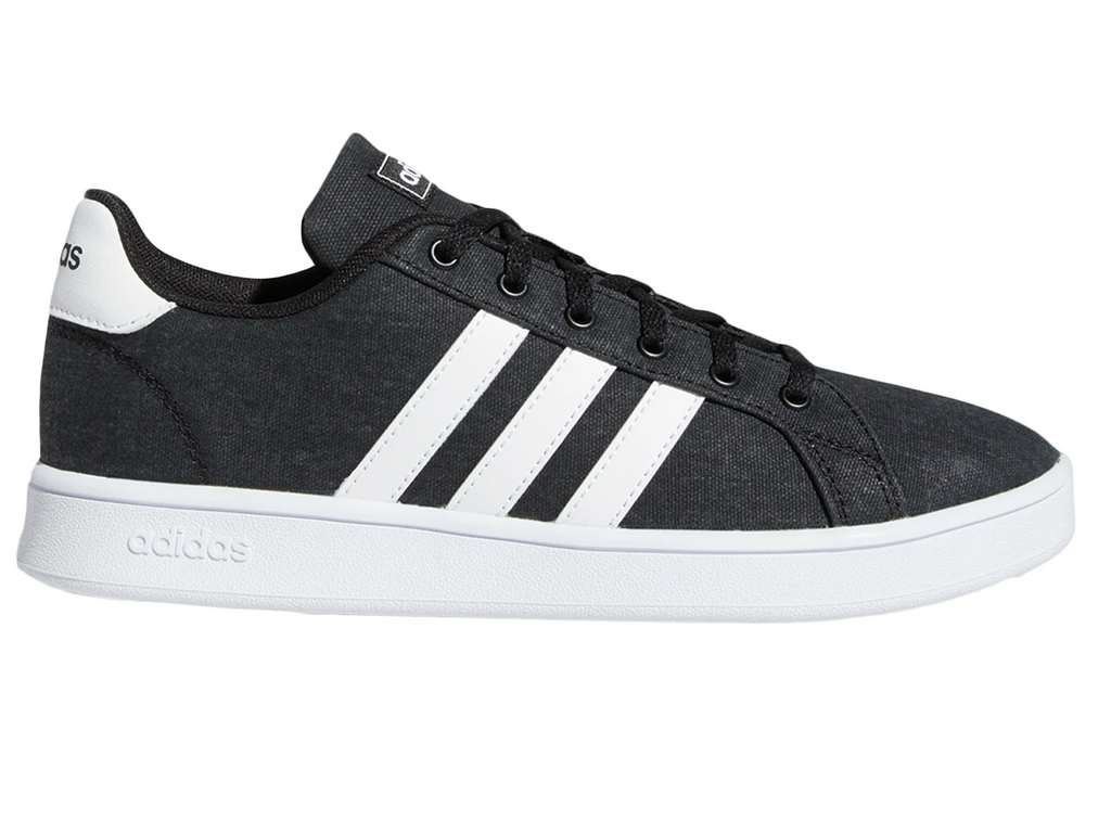 ADIDAS JUNIOR GRAND COURT K SHOES <br> EG1517