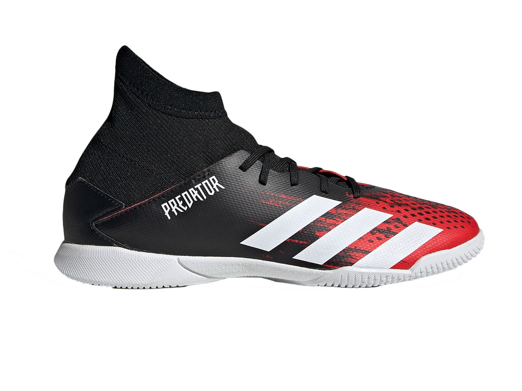 ADIDAS JUNIOR PREDATOR 20.3 INDOOR BOOTS <br> EF1954