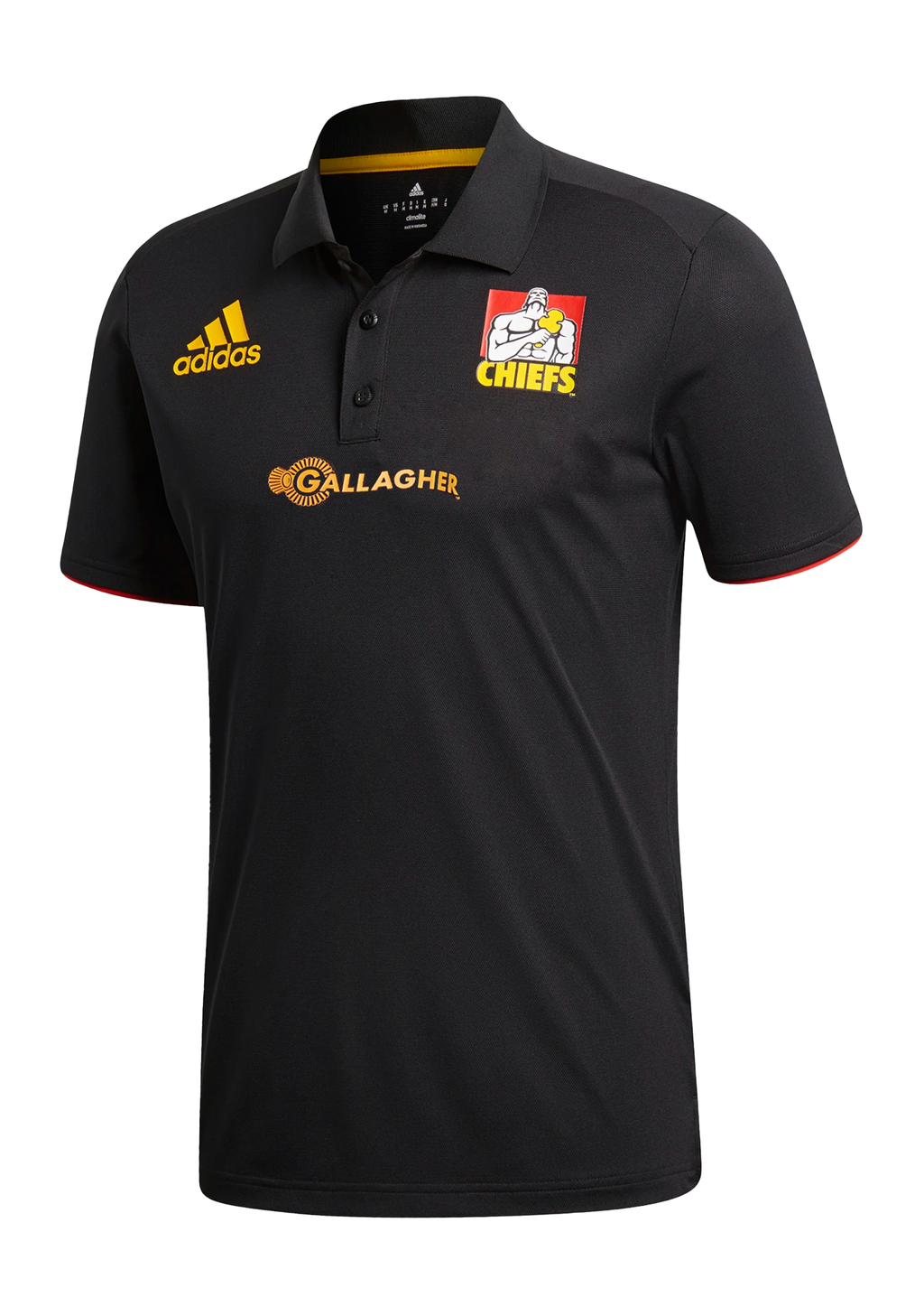 ADIDAS MENS CHIEFS RUGBY UNION POLO <br> CD9642