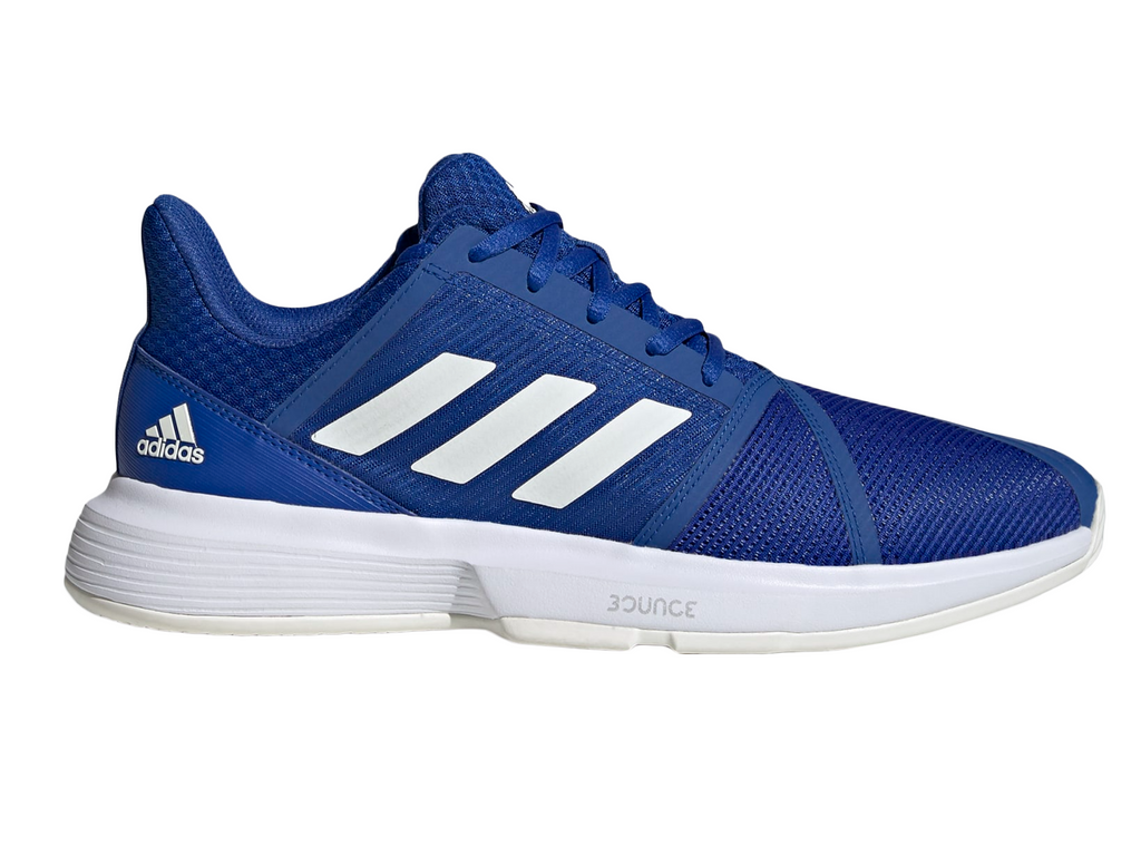 ADIDAS MENS COURTJAM BOUNCE SHOES <br> EF2477