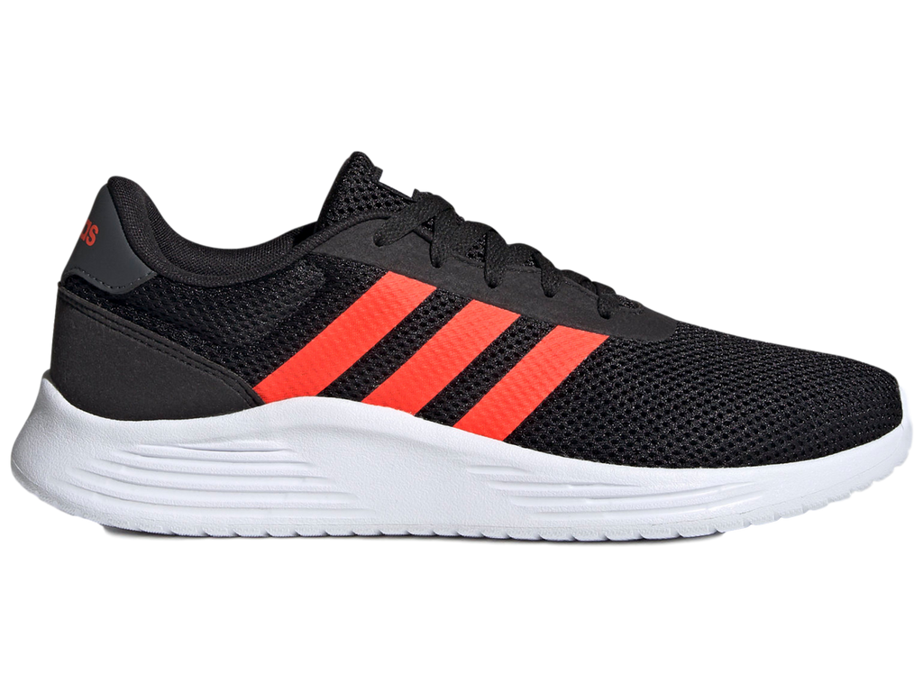 ADIDAS MENS LITE RACER 2.0 WITH FREE 2L WATER BOTTLE <BR> EG9831