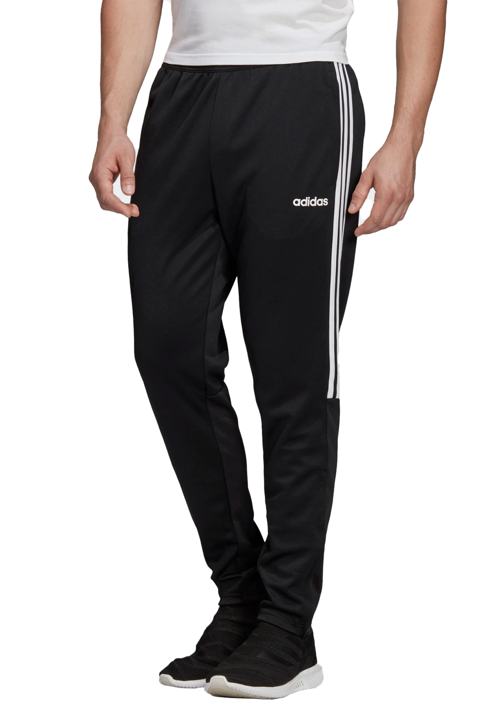 ADIDAS MENS SERENO 19 TRAINING PANTS <br> DY3133