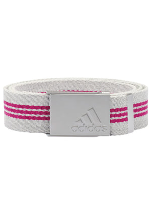 ADIDAS MENS STRIPE BELT <BR> BC2229