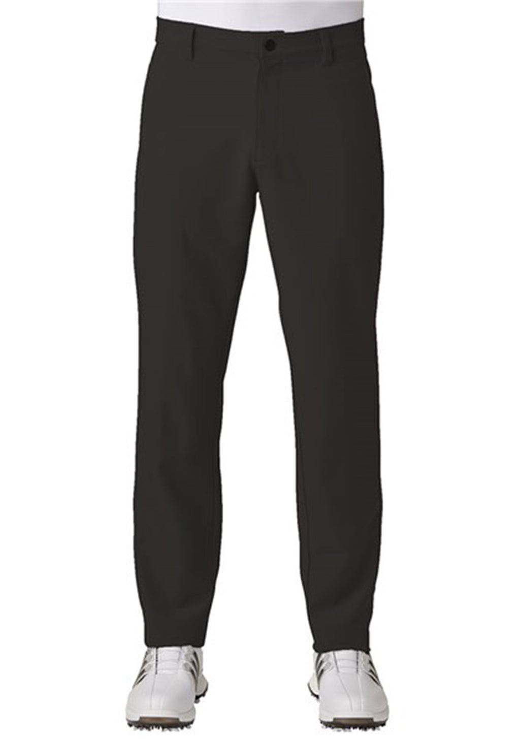 ADIDAS MENS ULTIMATE PRIME HEATHER TROUSER 34 INCH CARBON <BR> BC2405