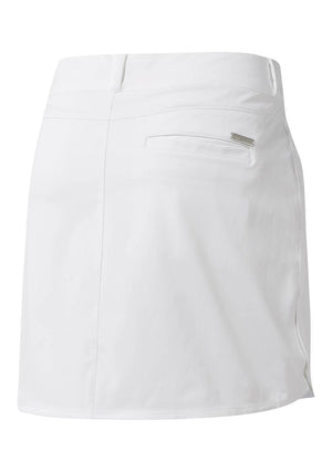 ADIDAS WOMENS ESSENTIALS 3 STRIPE SKORT <BR> BC1481