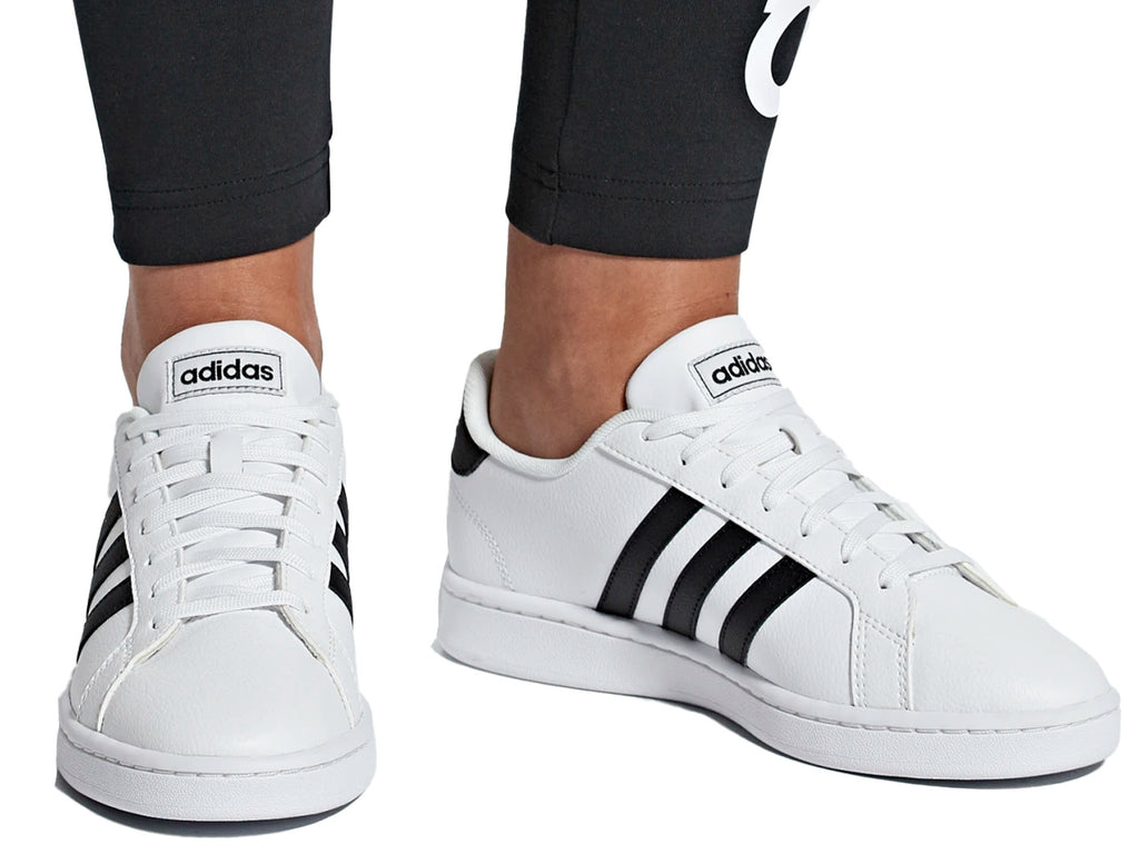 ADIDAS WOMENS GRAND COURT <BR> F36483