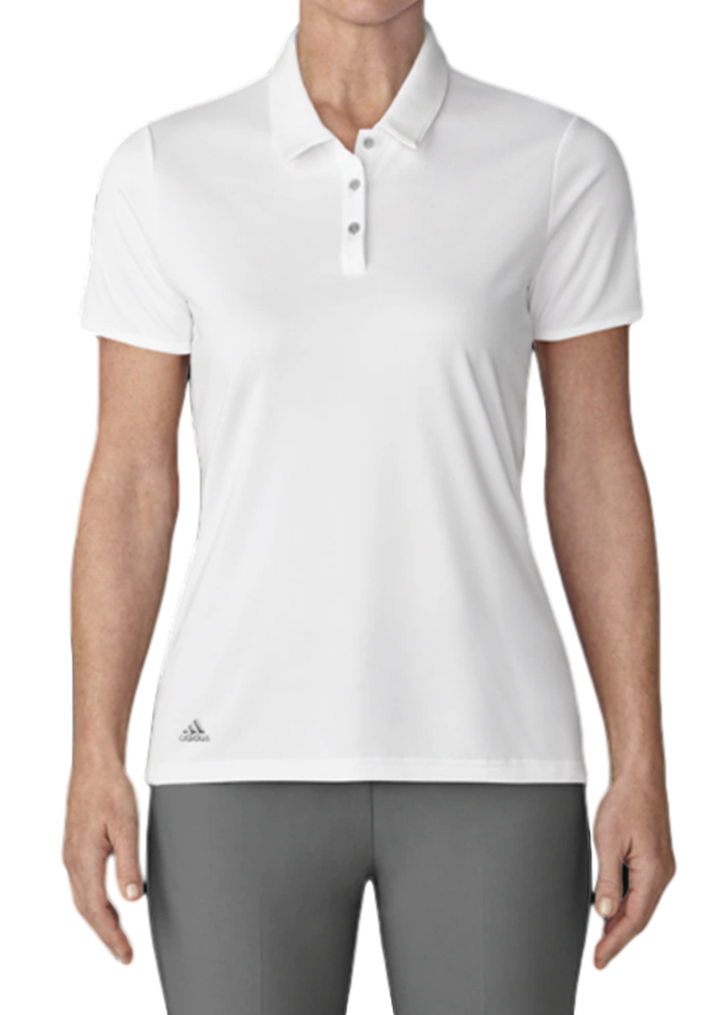 ADIDAS WOMENS TOURNAMENT SHORT SLEEVE POLO  <BR> CD3998