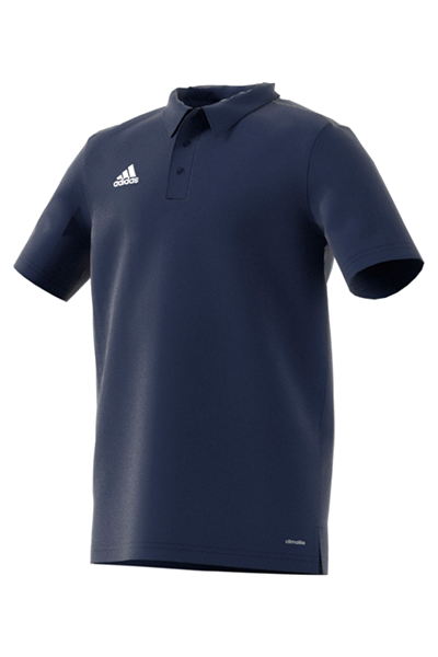 ADIDAS COREF CL POLO JUNIOR DARK BLUE <br> S22380,- Jim Kidd Sports