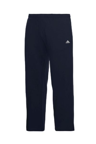 ADIDAS CORP FLEECE PANT JUNIOR <br> NAVY,- Jim Kidd Sports