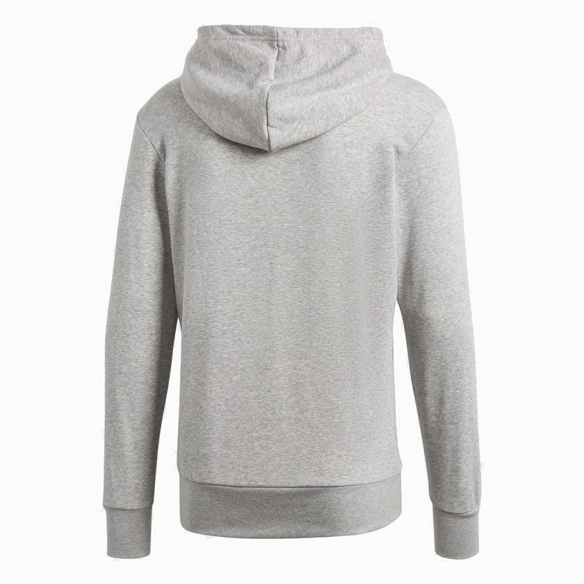 ADIDAS ESSENTIAL LINEAR PULLOVER HOODIE MENS S98775
