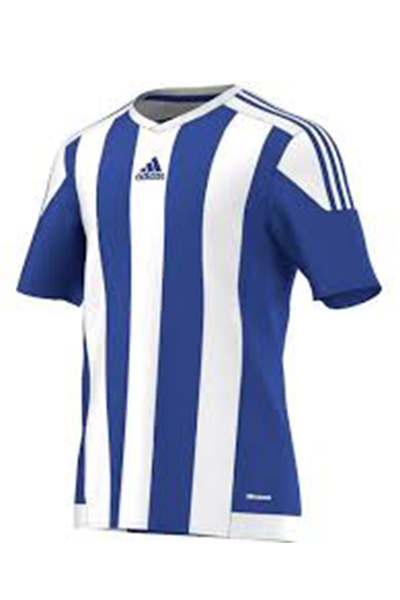 ADIDAS STRIPED 15 JERSEY JUNIOR <br> S16138,- Jim Kidd Sports