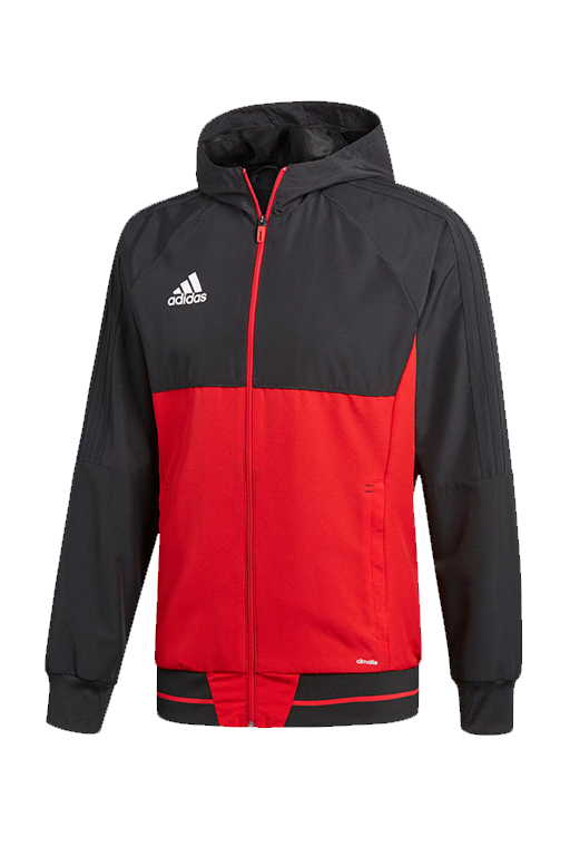 ADIDAS TIRO 17 PRE JACKET MENS <br> BQ2771,- Jim Kidd Sports