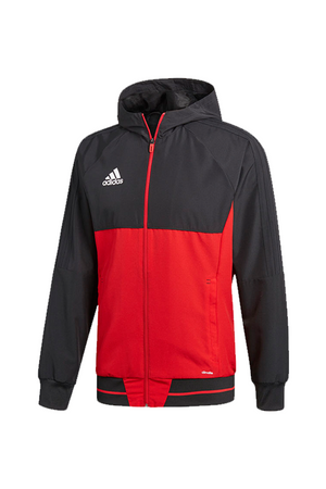 ADIDAS TIRO 17 PRE JACKET JUNIOR <br> BQ2782,- Jim Kidd Sports