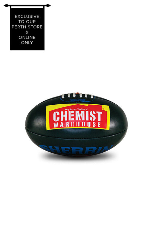 SHERRIN AFLW REPLICA MINI BALL <br> 4203/WOM/CHA/REPLICA