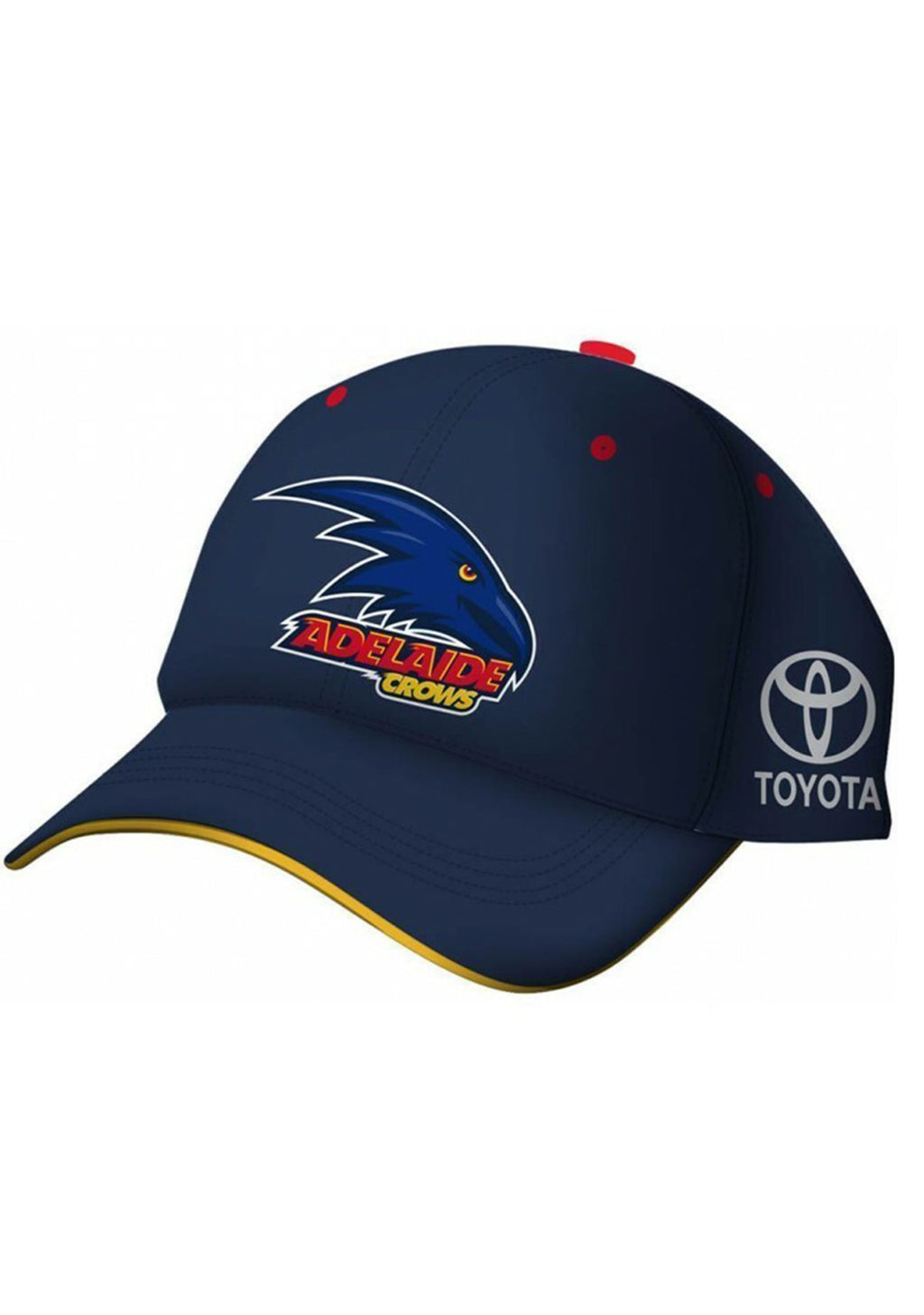 ISC ADELAIDE CROWS 2019 MEDIA CAP <BR>AC19HAT01M