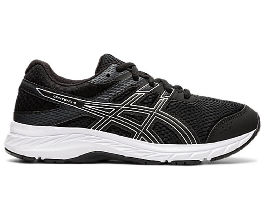 ASICS JUNIOR CONTEND 6 GS  <BR> 1014A086 001