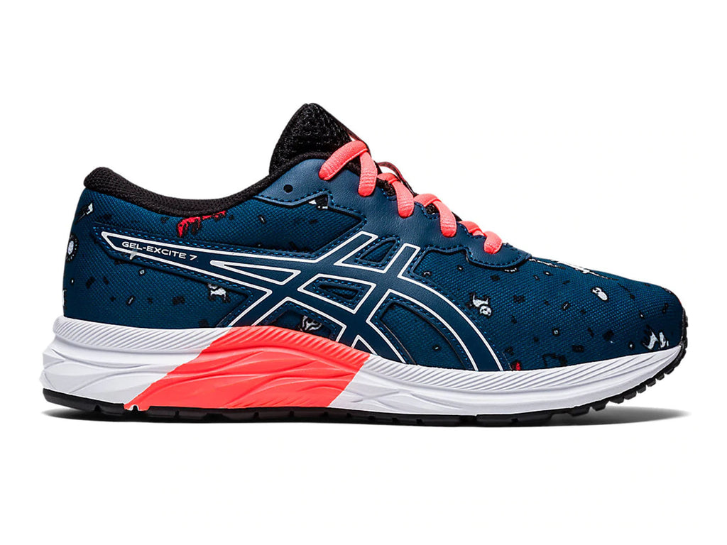ASICS JUNIOR EXCITE 7 GS <BR> 1014A181 401