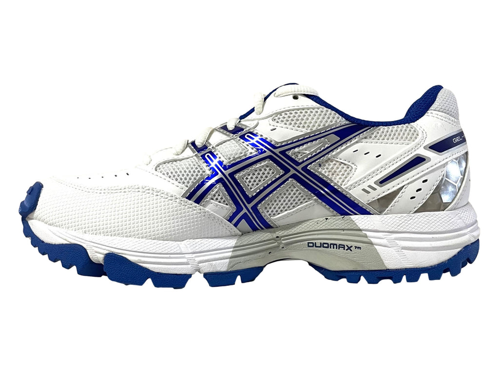 ASICS JUNIOR GEL-HARDWICKET 5 GS CRICKET SHOES <BR> C343Y 0153