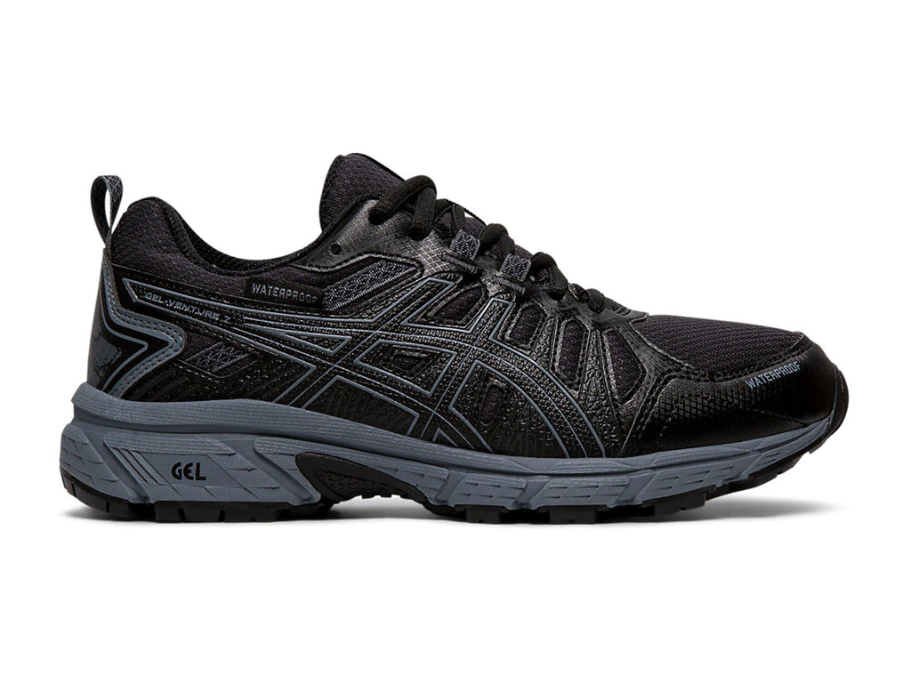 ASICS JUNIOR GEL VENTURE 7 GS WP <BR> 1014A078 002